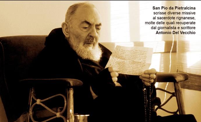 Come, quando e perché Padre Pio venne a Rignano?