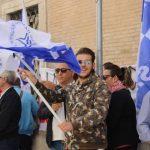 protesta per rinnovo contratto (6)