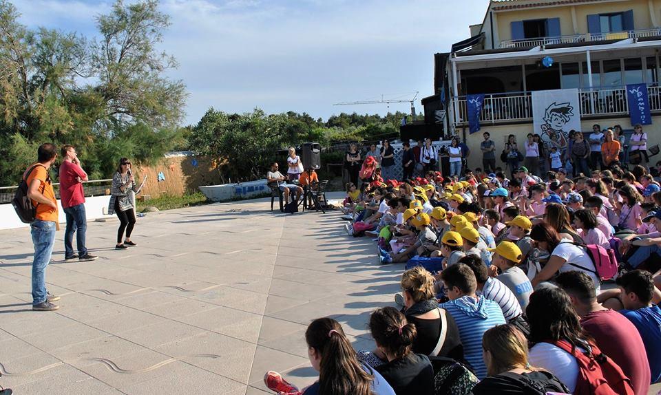 Festival del racconto ambientale alle Isole Tremiti Tutti i ragazzi potranno portare con sé un'esperienza unica