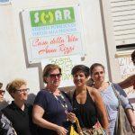 """Manfredonia, sciopero lavoratori Casa di riposo """"Anna Rizzi"""": """"Il lavoro è un diritto"""" (FOTO-VIDEO)"""