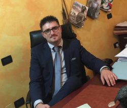 L'Avv. Guerino Infante del Foro di Foggia (ph GI - 16.06.2017)