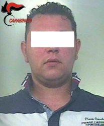 Carabinieri Manfredonia arrestato 28enne incensurato per detenzione di marijuana