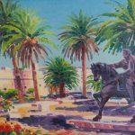 Le opere del maestro Athos Faccincani a Manfredonia dal 3 Giugno al 18 Giugno 2017