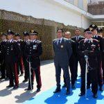 Festa dell'Arma dei Carabinieri, elenco premiati: da Cerignola a Carpino