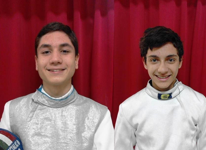 Manfredonia, due giovani spadisti sipontini convocati al Campus di Formia Una avventura, quella dei due ragazzi