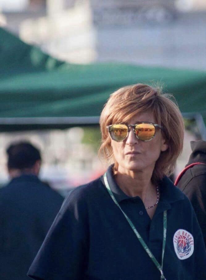 Foggia. Marisa Bizzarro e il sogno di ridare gloria al basket femminile