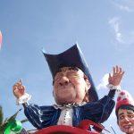 Manfredonia Carnevale 2017-Carro Allegorico-Lucio Dalla