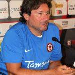 Mister STROPPA in conferenza (ph enzo maizzi)