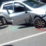 Manfredonia, incidente stradale lungo viale Di Vittorio: 3 feriti