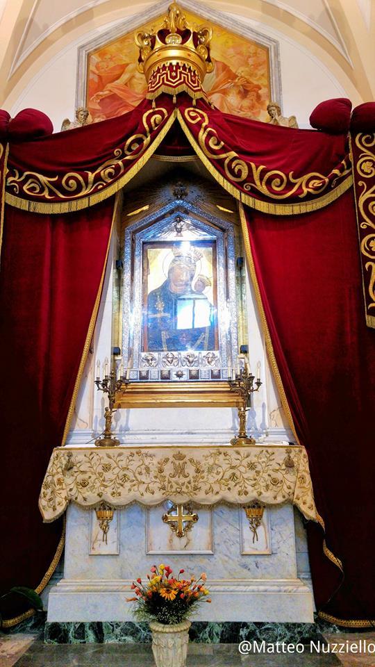 Icona della Madonna di Siponto