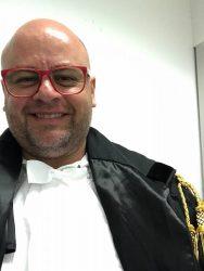 L'avvocato Pierpaolo Fischetti, del foro di Foggia