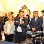 UN MOMENTO DELLA RIUNIONE DI IERI (11.08.2017) PH ENZO MAIZZI
