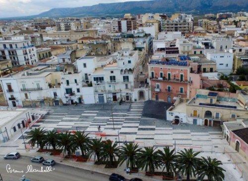 Manfredonia. Inaugurazione 'nuovo' Largo Diomede con musica popolare salentina L'inaugurazione