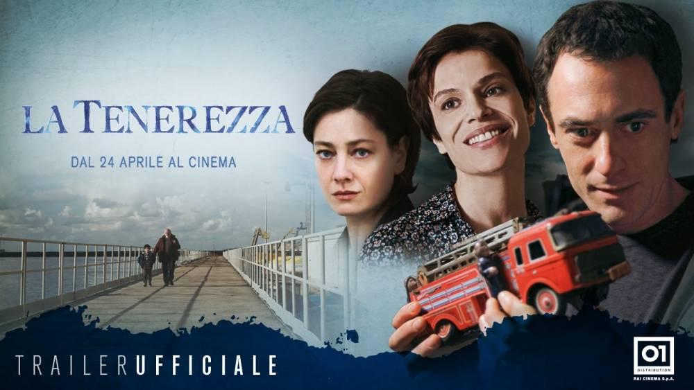 """""""La tenerezza"""" a Manfredonia Gli attori sono bravi"""