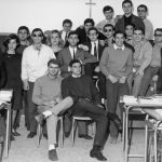 COPERTINA- 1967- Studenti del Liceo Scientifico-5^ Classe