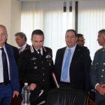 Capo CSM Legnini a Foggia (ph enzo maizzi) Foggia, 15.09.2017