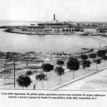 Inizi '900 -Cala dello Spuntone-oggi Piazza Marconi-
