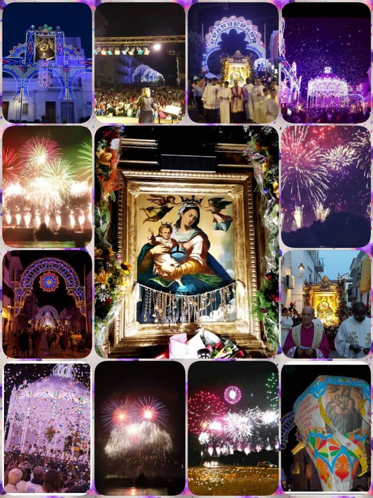 """Mattinata, continuano i festeggiamenti in onore della """"Madonna della Luce"""""""
