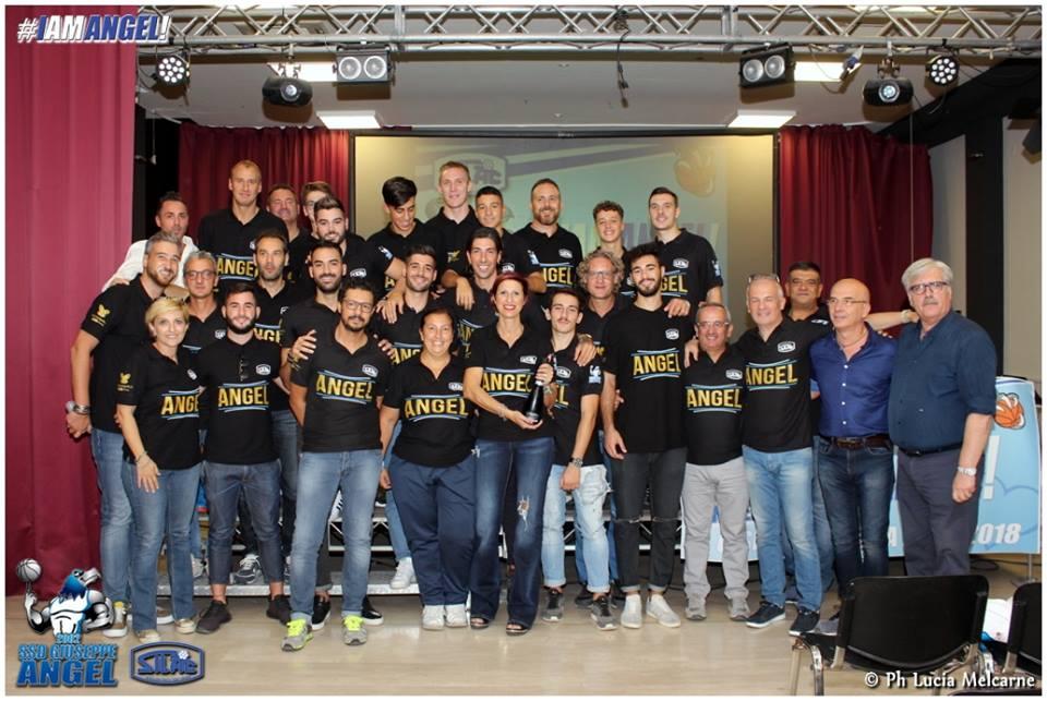 Manfredonia. C SILVER: presentato roster e programma alla città