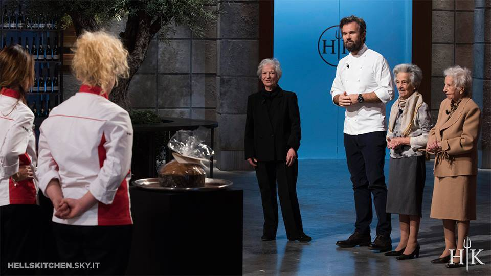 """Hell's Kitchen"", prova 3 sorelle di San Marco tra applausi e ironie (video)"