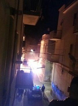 Manfredonia, incendio auto in via Opacchiasella: indagini PS