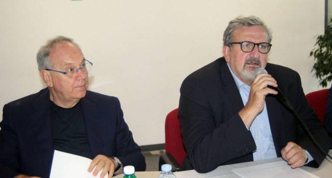 Emiliano al Gino Lisa di Foggia (PH ENZO MAIZZI)