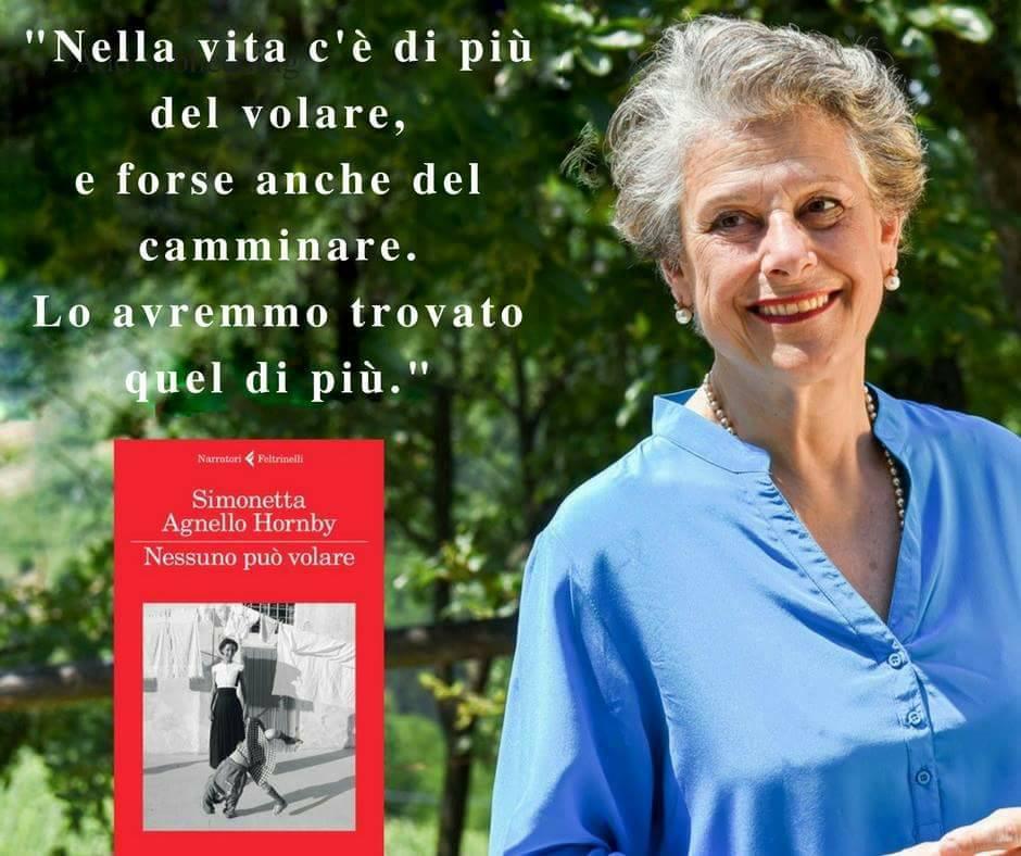 """""""Nessuno può volare"""". Simonetta Agnello Hornby a Manfredonia """""""