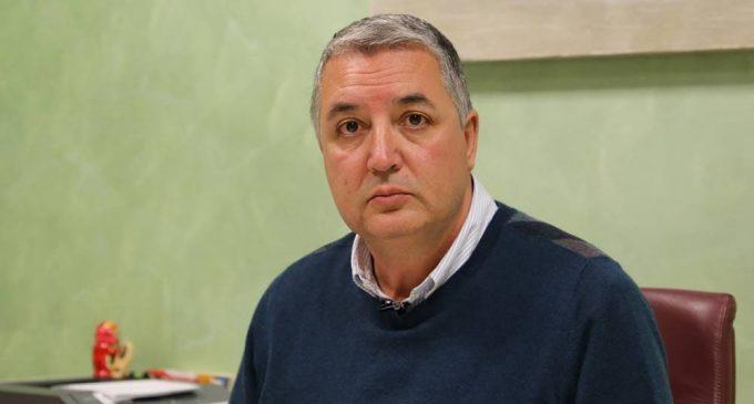 Il direttore della Banca Credito Cooperativo di San Giovanni Rotondo – Sede di Manfredonia, dottor Antonio Bonfitto