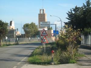 Borgo Mezzanone (copyright Stato)