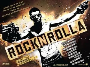 Rocknrolla - locandina