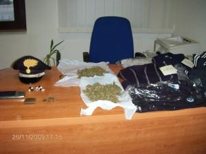 Immagine d'archivio, sequestro droga Triggiano