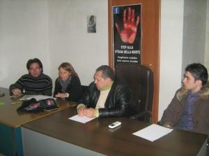 Chiara Carpano, Manuel Marzocca, gruppo per rifacimento sp 141 (Stato)