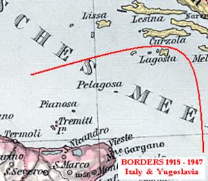 Arcipelago Pelagosa a largo coste italiane (image by wikipedia.it)