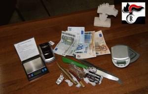 Locorotondo, droga sequestrata