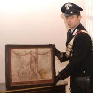 Operazione carabinieri 'tutelapatrimonioculturale' (image by Governo.it)