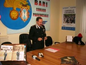 Presentazione_calendarioCarabinieri (Bari)