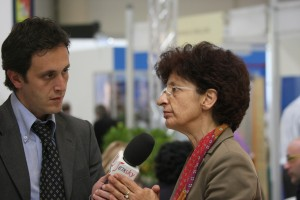 Assessore all'assetto del Territorio della Regione Puglia, Angela Barbanente (image by a www.bur.regione.puglia.it)