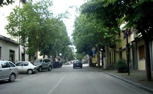 Immagine d'archivio traffico nel Molise