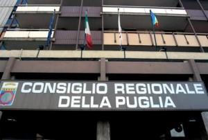 Consiglio regione Puglia, immagine d'archivio