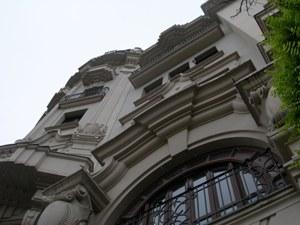 Palazzo acquedotto pugliese, immagine d'archivio
