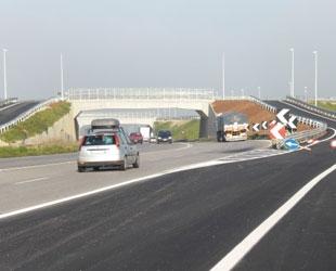 Strada statale 89 Manfredonia-Foggia (archivio)