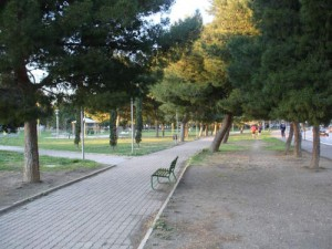 Entrata Parco San Felice di Foggia