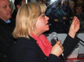 La vicepresidente della Regione Puglia Capone contesta la manovra governativa (immagine d'archivio)