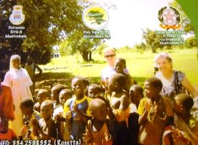 Un sorriso per l'Africa, progetto (Stato)