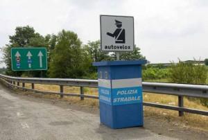 Nuovi autovelox sulle strade della Provincia di Foggia (territorio Manfredonia: sp141 e ss 89)