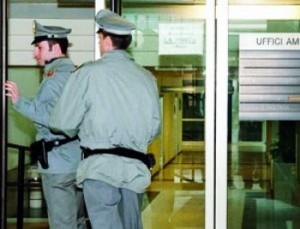 Controlli dei militari della Guardia di Finanza