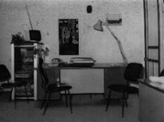 Redazione di un giornale (immagine d'archivio)