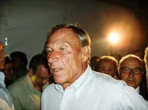 Presentazione del (ri)allenatore del Foggia Zdenek Zeman (image N.Saracino)