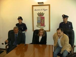 Foggia, presentati Fabbrocini e Di Prisco, neo dirigente ...