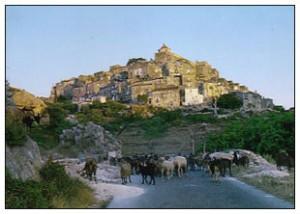 Il centro di San Marco in Lamis (www.sul-gargano.it)